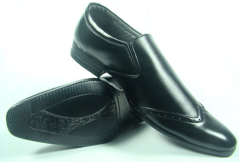 Cromostyle Formal Shoes -Black - Cromostyle.com - 4