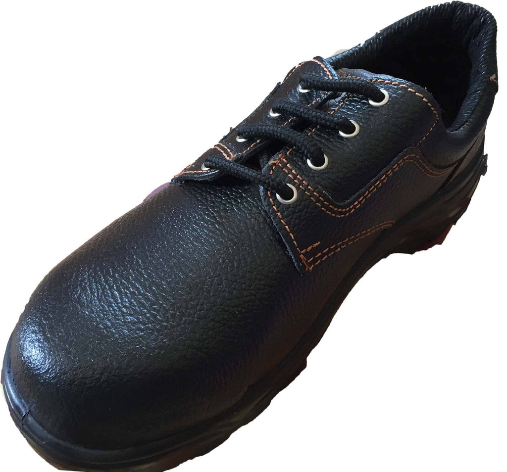 Cromostyle Safety Shoes - Black - Cromostyle.com - 1