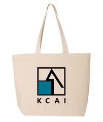 KCAI Throwback Logo