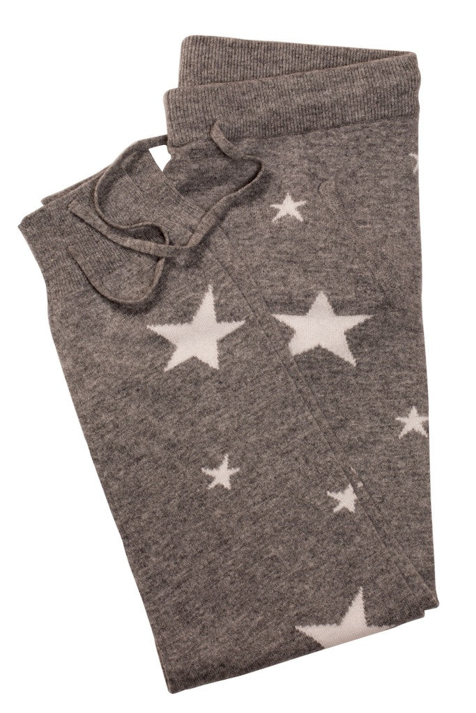 Cashmere Starry Bottoms