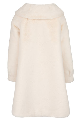 The Mayfair Faux Fur Coat