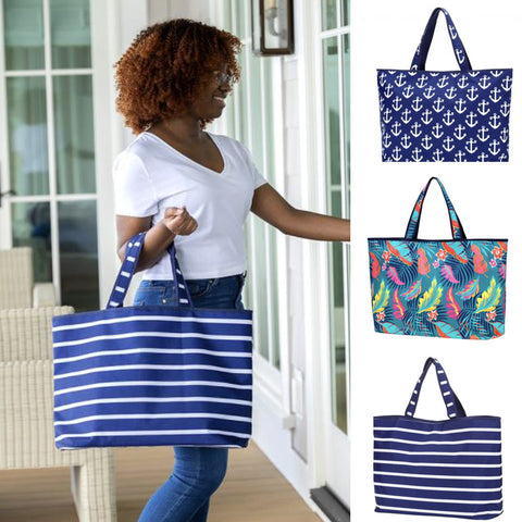 Personalized Ally Summer Tote