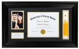 Graduation Keepsake Display Frame Jeremiah Thoreau Brookshire Boutique www.brookshireboutique.com Faithworks