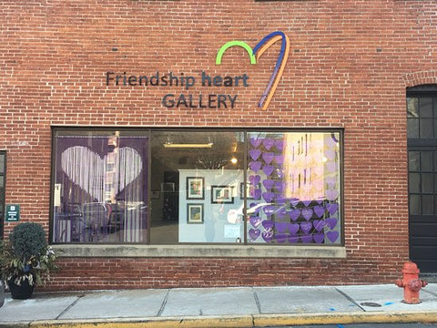 PBK Friendship Heart Gallery: Find the Beauty in Every Day