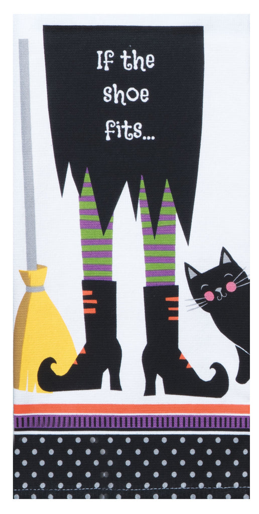 Halloween Tea Towels Kay Dee Brookshire Boutique www.brookshireboutique.com