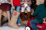 Personalized Country Cabin Christmas Stockings