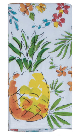 Pineapple Dual Purpose Tea Towel