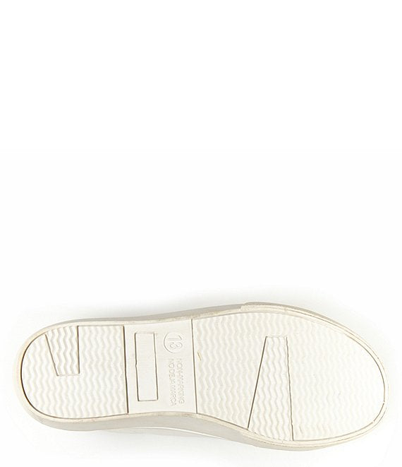 BCBG Kids Mason Slip-On Sneaker - White