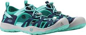 Keen Moxie Sandal Dress Blue/Viridian