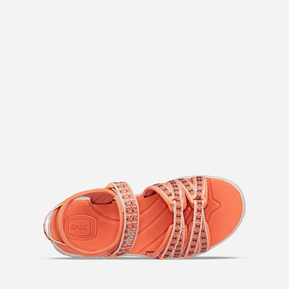 Teva Kids Tirra Sandal - Camino Metallic Rose Gold