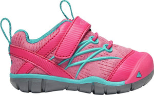 Chandler CNX Shoe - Bright Pink/Lake Green