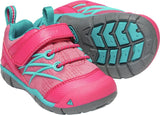 Keen Toddler Chandler CNX Bright Pink/Lake Green