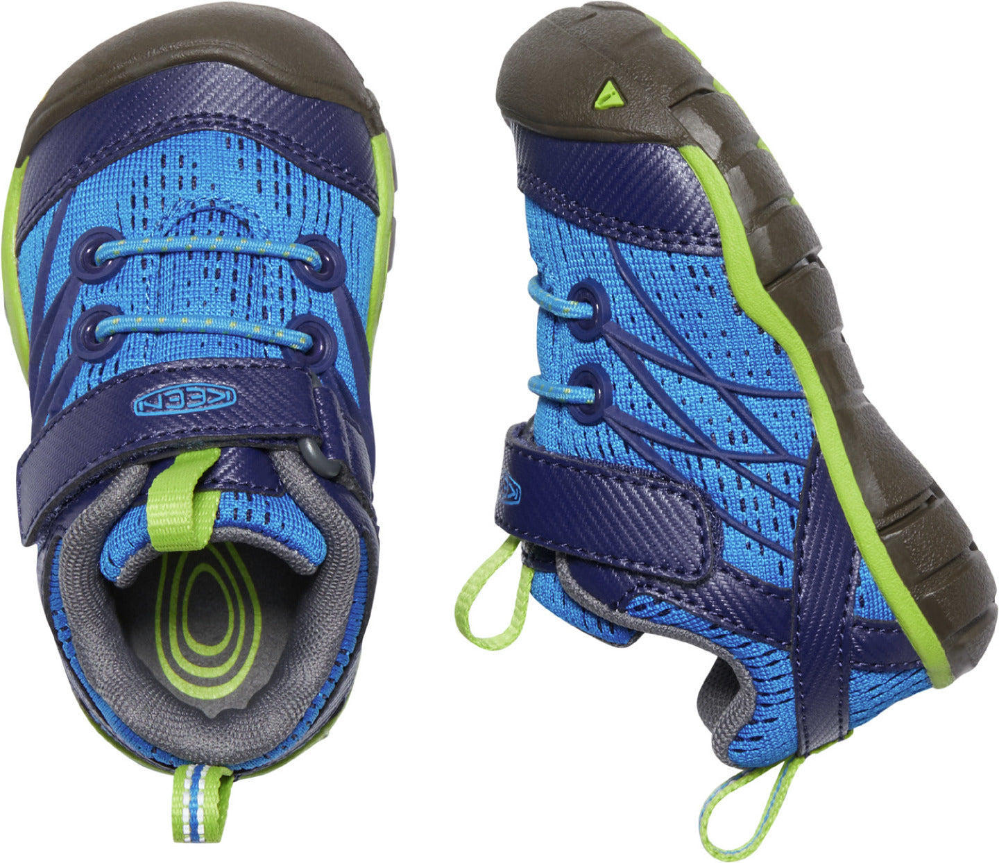 Keen Toddler Chandler CNX Brilliance Blue/Blue Depths