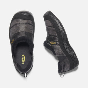 Kids' Howser II Slip-On Slipper Shoe - Black/Keen Yellow