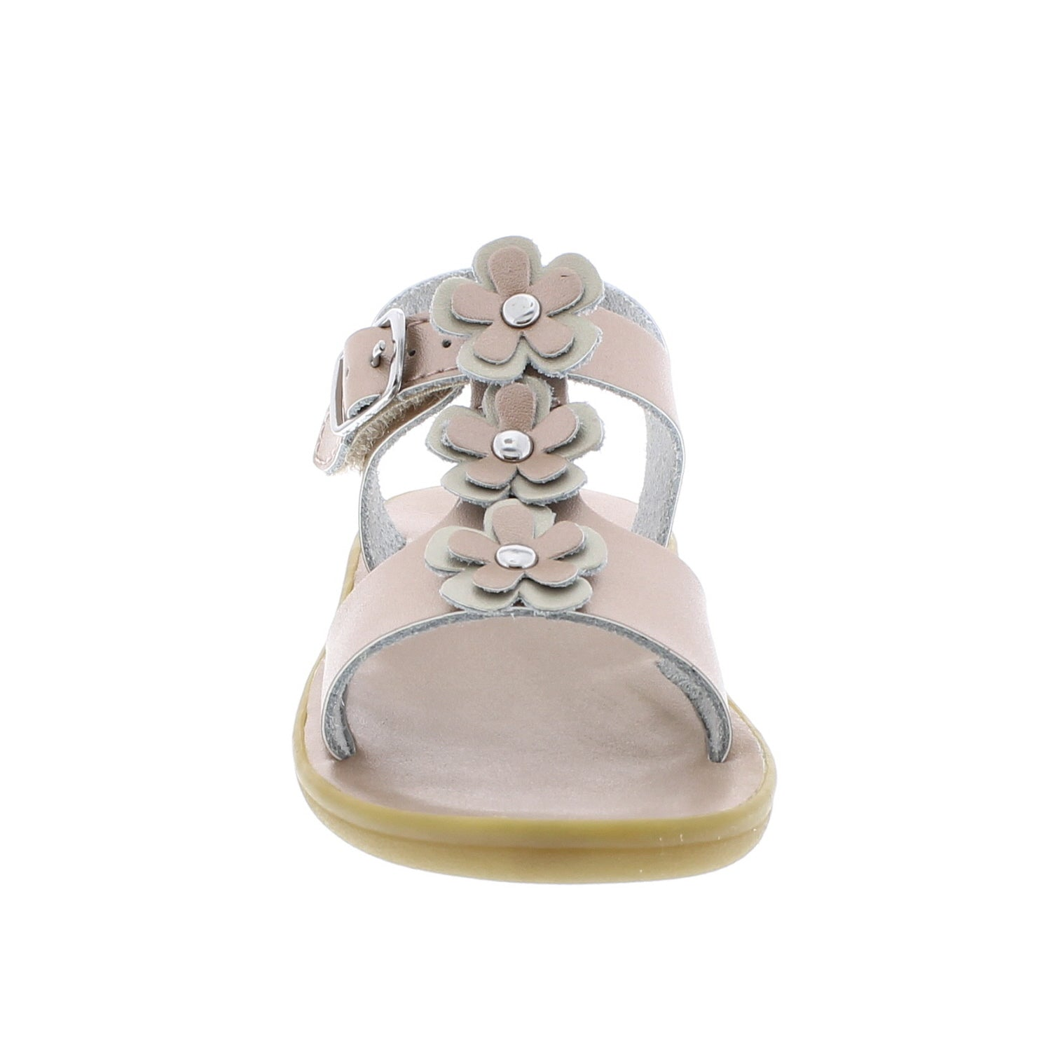 Footmates Jasmine Sandal - Rose Gold