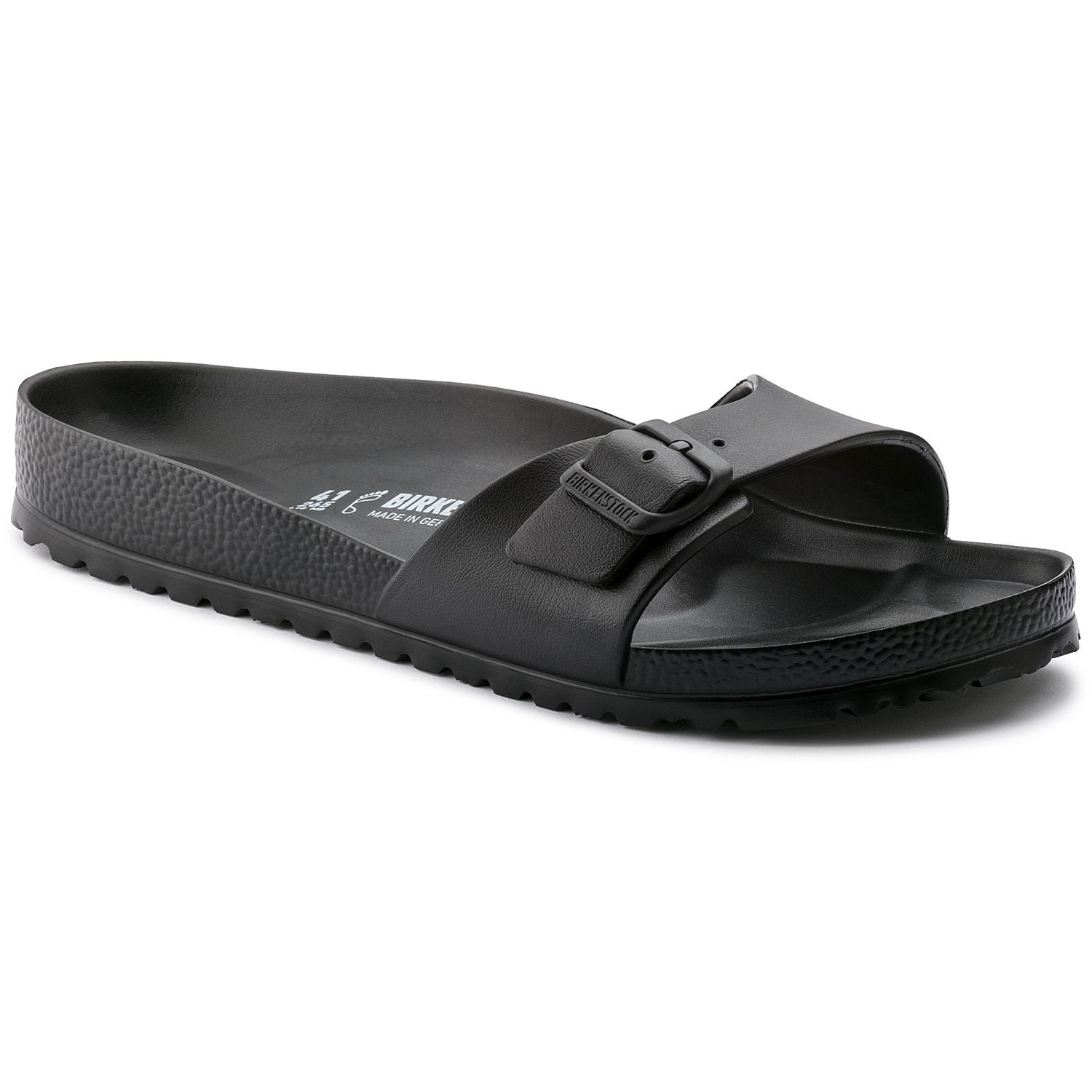 Birkenstock Madrid Essentials, Black