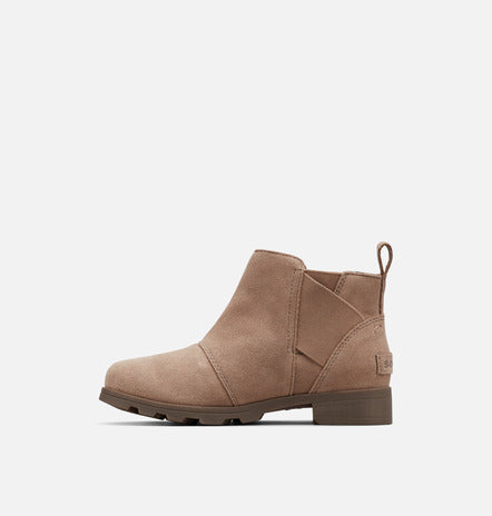 Youth Emelie Chelsea Bootie - Ash Brown