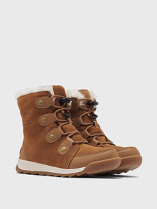 Whitney II Suede Boot - Elk