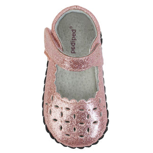 Pediped Originals® Katelyn - Rose Gold