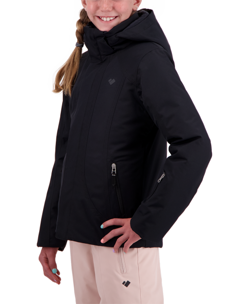 Obermeyer Teen Haana Jacket-Black