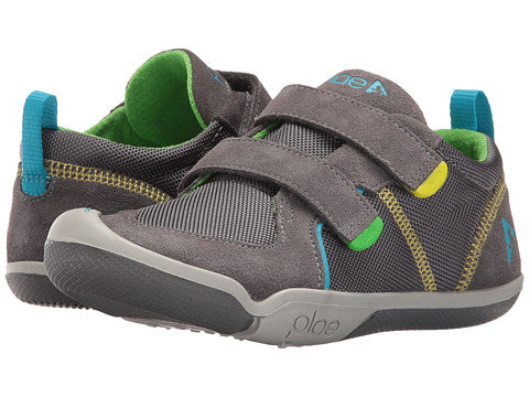 Plae Ty Sneaker Steel Grey/Green