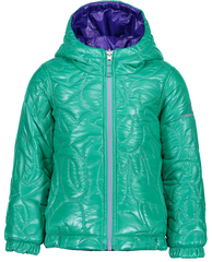 Obermeyer Nifty Reversible Insulator Glacier Pool Jacket