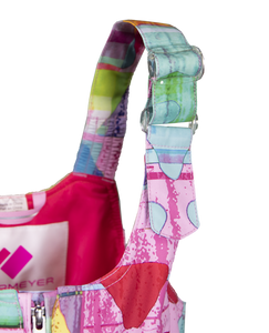 Obermeyer Girls Snoverall Winter Pant-Candy-Land Pink