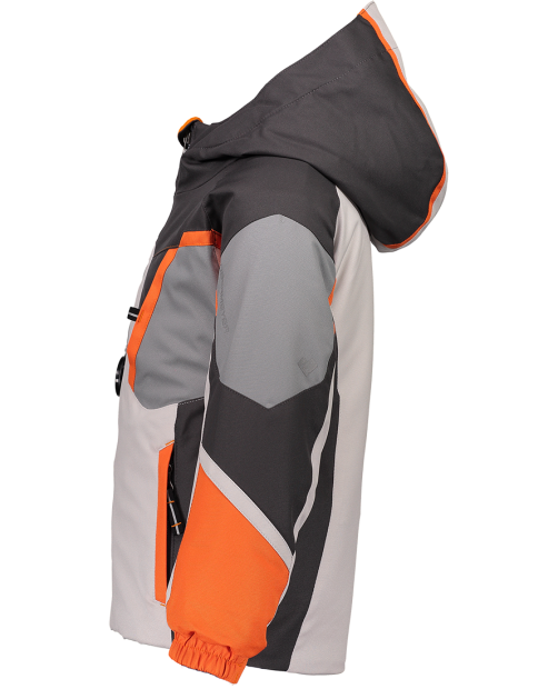 Obermeyer Boys Orb Winter Jacket-Tiger
