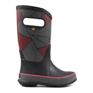 Bogs Rain Boot Big Geo - Black/Multi