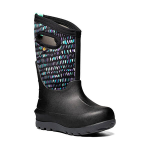 Bogs Neo-Classic Twinkle Kids' Winter Boots - Black Multi