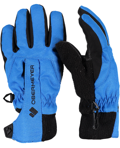 Thumbs Up Glove - Blue