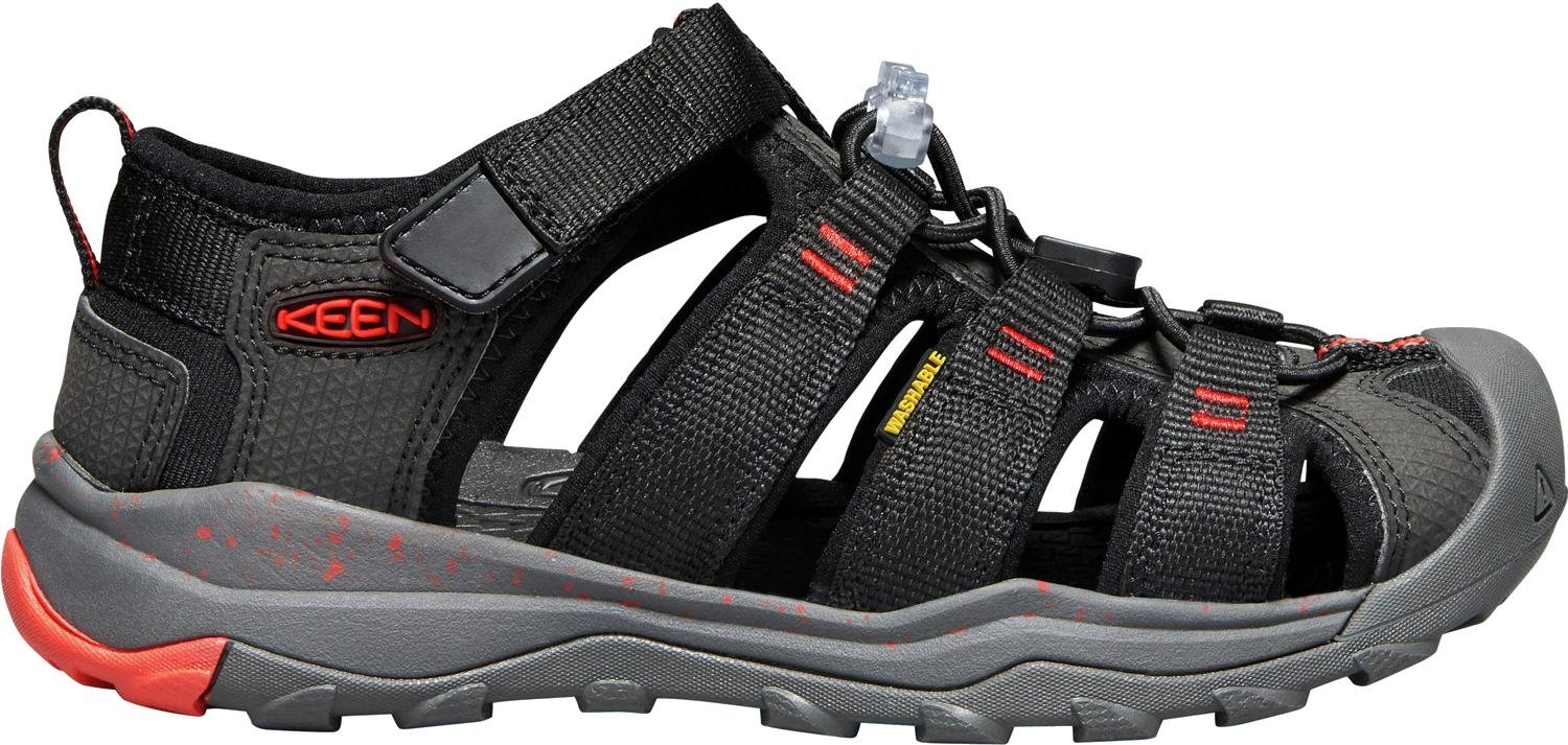 Keen Newport Neo H2 Sandal Black/Red