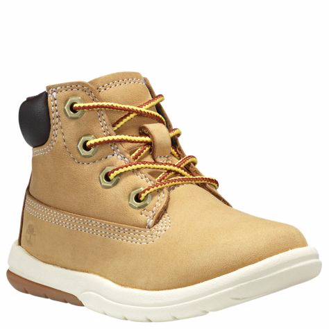 Timberland Toddler Tracks Zip Boot Wheat