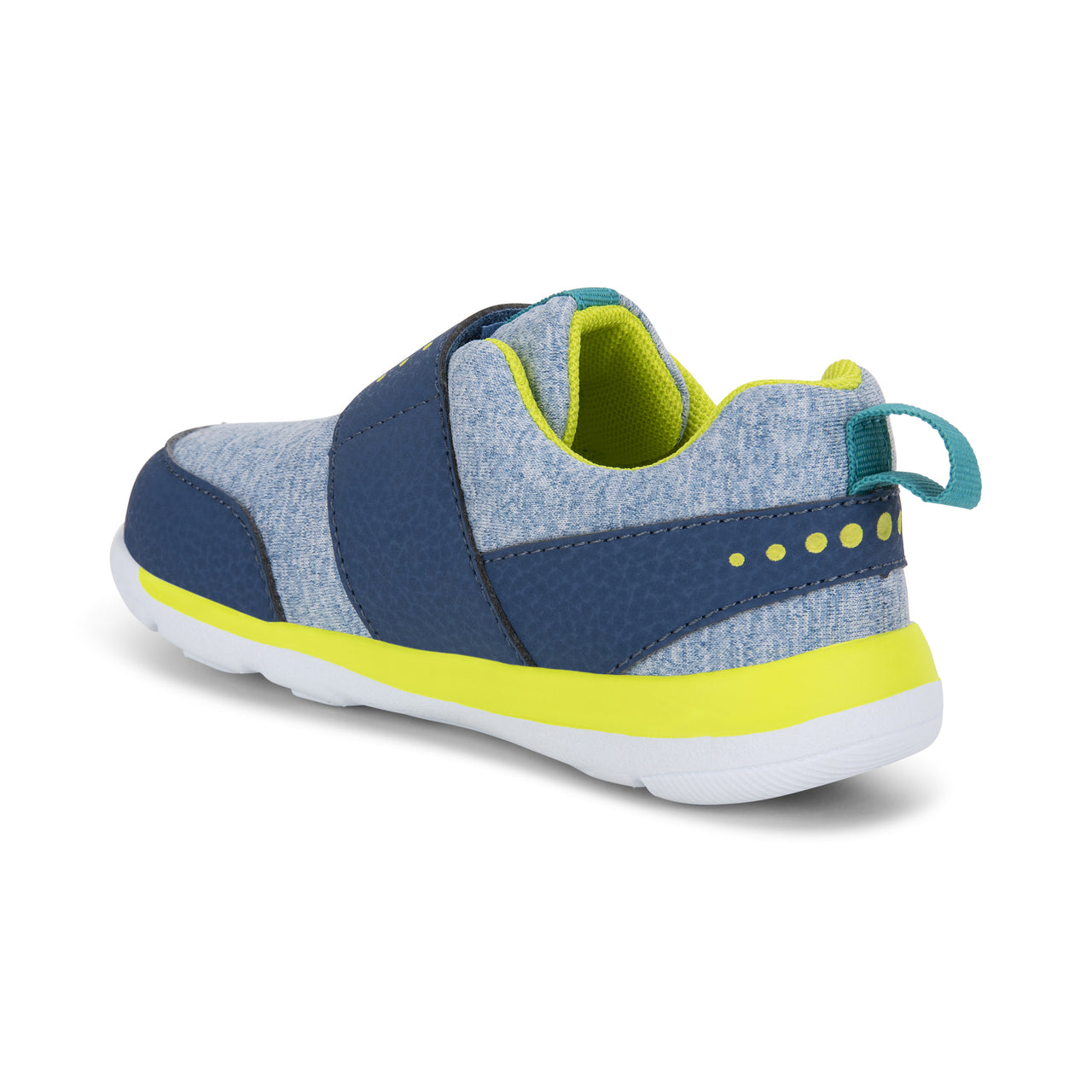See Kai Run Ryder Athletic Sneaker - Blue/Green