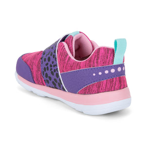Ryder Athletic Sneaker -  Purple/Hot Pink