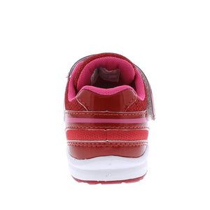 Baby Glitz Sneaker - Red/Pink