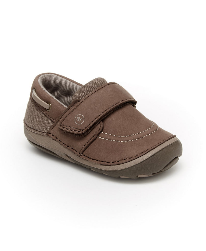 Stride Rite Soft Motion Wally Brown Loafer