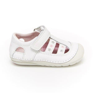 Stride Rite Soft Motion Aurora Sandal - White