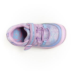 Made2Play Light-up Burst Sneaker - Purple Multi