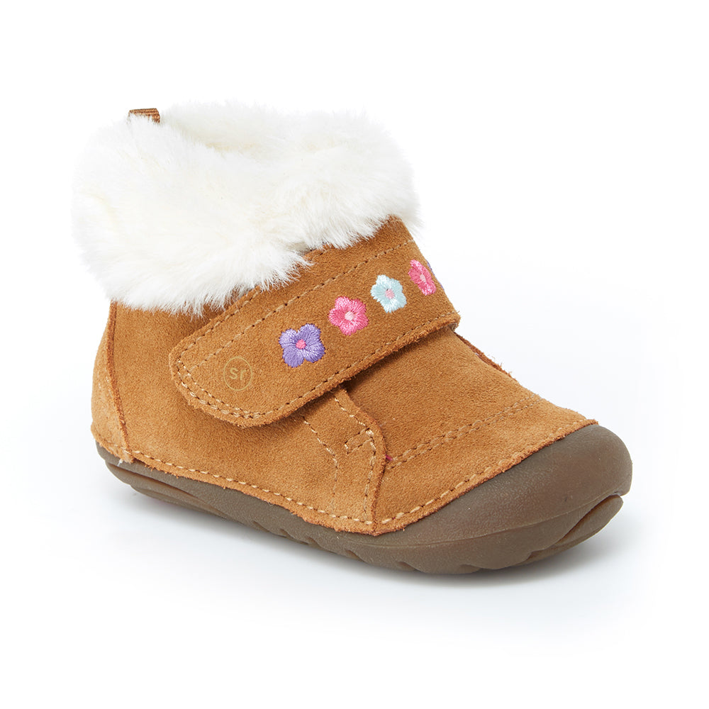 Stride Rite SM Sophie Boot Brown