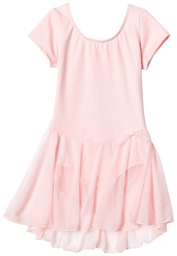 Capezio Nylon Dress in Pink -  - Little Feet Childrens Shoes