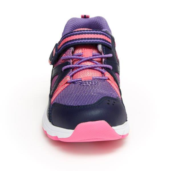 Made2play Journey-xw-Adaptable Sneaker - Purple/Multi