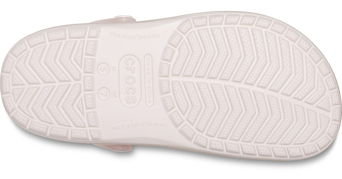 Crocs Crocband Ice Pop Clog in Barely Pink