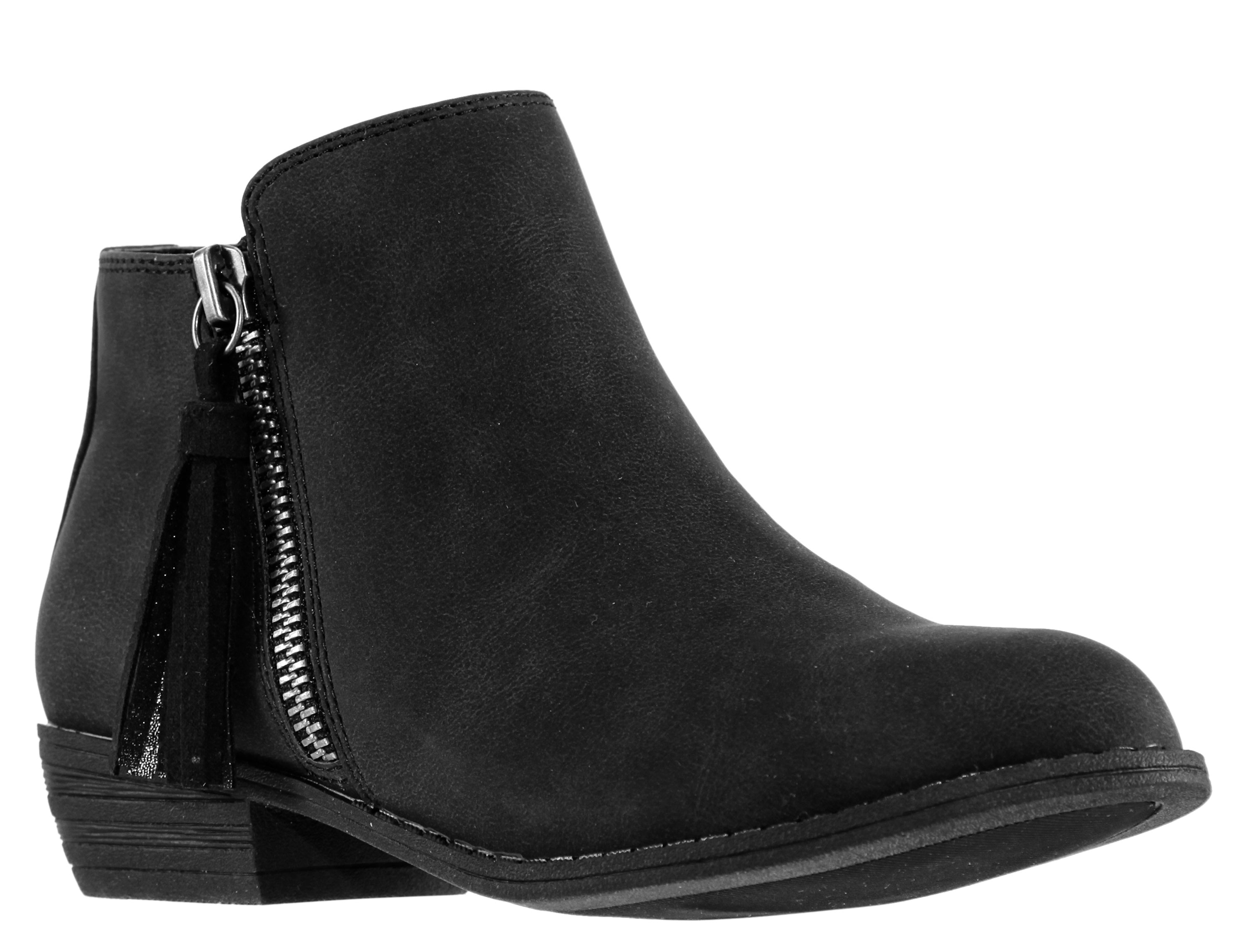 Nina Kids Eulalie Ankle Boot - Black