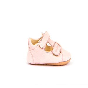 Prewalker Leather Sandal - Light Pink