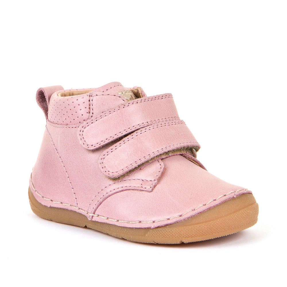 Froddo Leather Bootie - Pink