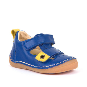 Froddo Leather Sandal - Blue Electric