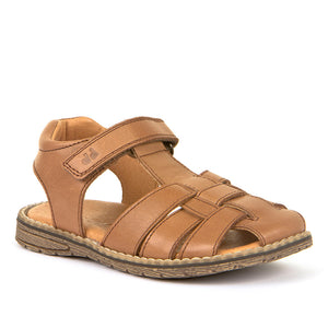 Froddo Leather Sandal - Brown