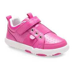 Hush Puppies Jesse Trainer Berry Pink