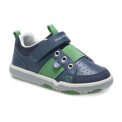 Hush Puppies Jesse Trainer Navy/Green